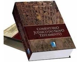 Comentario Judaico Do Novo Testamento Barato
