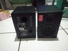 Par De Monitores De Referência M-audio Bx5a Deluxe