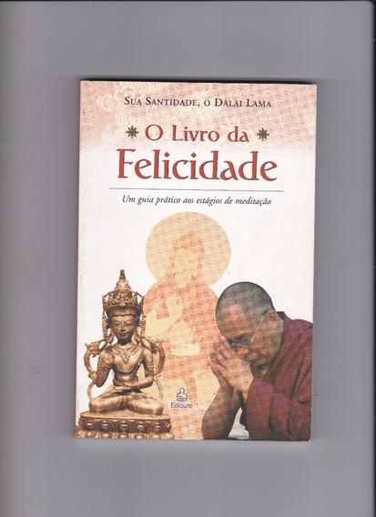 O Livro Da Felicidade - Dalai Lama