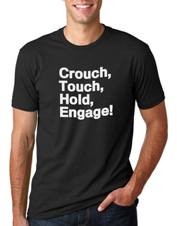 Remeras Los Pumas Rugby Crouch Touch Hold Engage