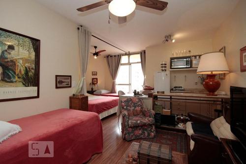 Apartamento À Venda - Consolação, 1 Quarto,  40 - S893004543
