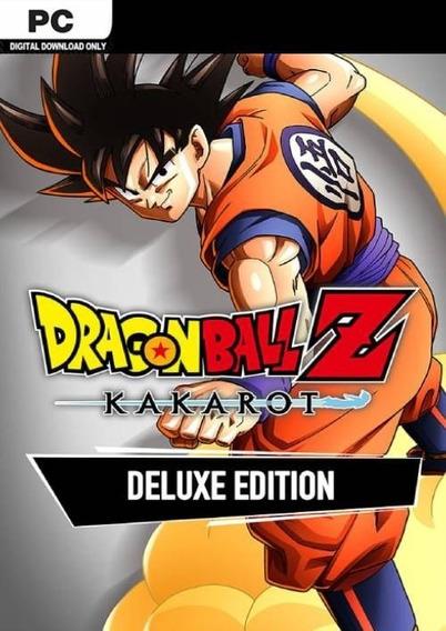 Dragon Ball Z: Kakarot - Pc Mídia Digital