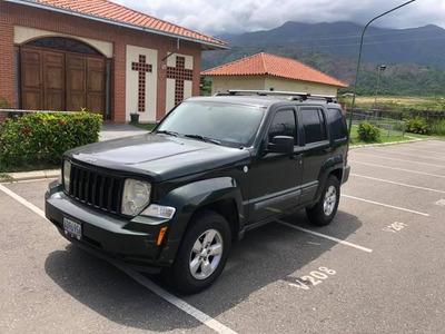 Jeep Cherokee 2011 4x4