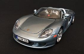 Miniatura Porsche Carrera Gt-motormax-esc.1/18-nova(10051)