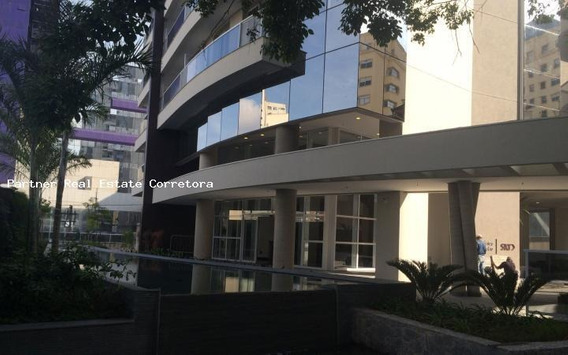 Laje Corporativa Para Locação Em São Paulo, Liberdade, 2 Banheiros, 4 Vagas - 1706_2-290645