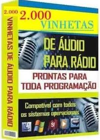 Vinhetas Para Radio 2000 Mil Vinhetas - Download