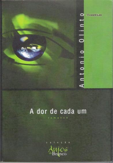 Barato - Livro A Dor De Cada Um - Antonio Olinto