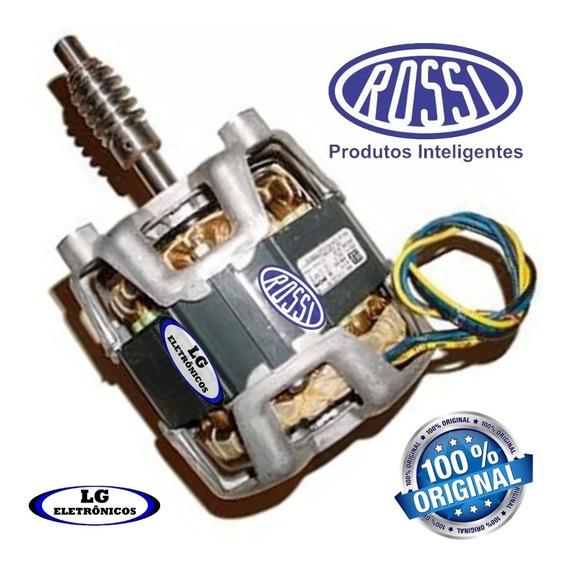 Conjunto Motor Dz4 P35 127v Estator Aranha Rotor 1/3hp Rossi