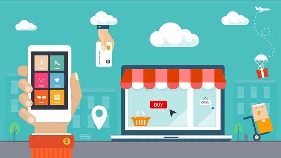 Site Profissional / Loja Virtual / Landing Page