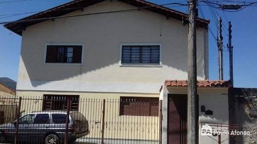 Casa Com 3 Dormitórios À Venda, 140 M² Por R$ 280.000,00 - Jardim Nova Aparecida - Poços De Caldas/mg - Ca1102