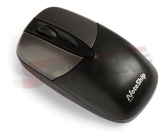7199 - Mouse Usb Retratil Mini Travel -7199