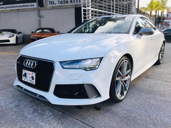 Audi Rs7 Performance 2017