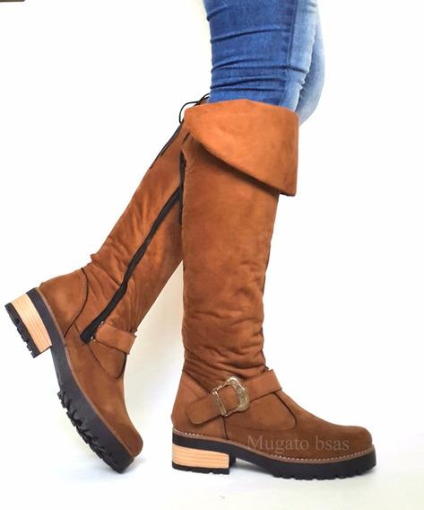 Bcaneras Gamuzadas Negras- La Diosa Shoes