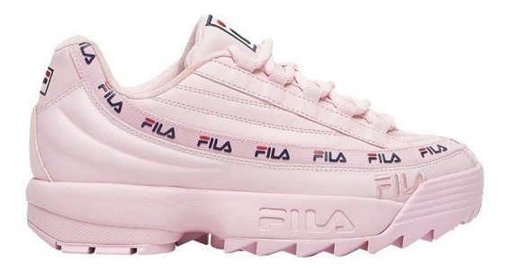 Tenis Fila Hybrid Dragster 98 X Disruptor 2 Casuales Mujer