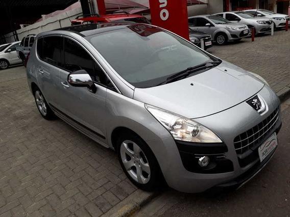 Peugeot 3008 Griffe Pack 1.6 Turbo 16v 5p Aut 2011