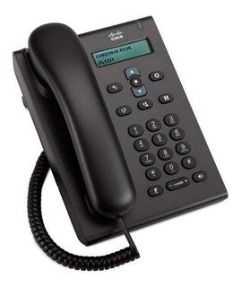 Telefono Cisco 3905 Protocolo Sip Display Color Negro 2 Ptos