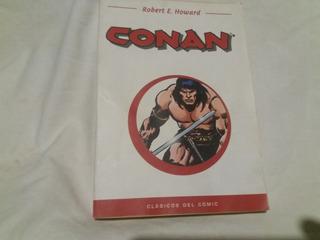 Conan - Robert E. Howard - Clasico Del Comic