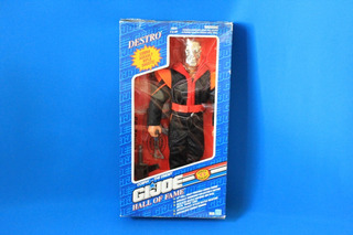 Destro Gi Joe Hall Of Fame Hasbro 1992