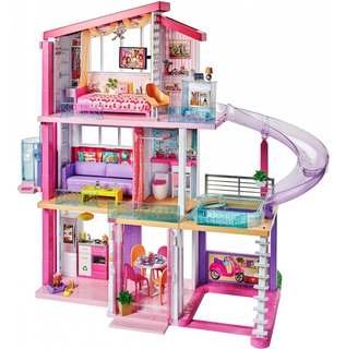 Nueva Casa De Los Sueños Barbie, Barbie Dreamhouse Mattel
