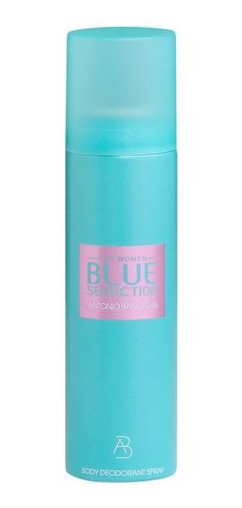 Desodorante Feminino Blue Seduction Antonio Banderas 150ml