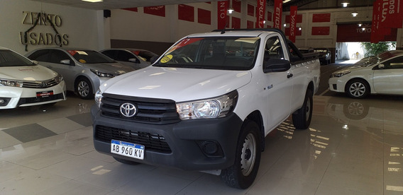 Toyota Hilux 2.4 Dx Cabina Simple 4x2 2017