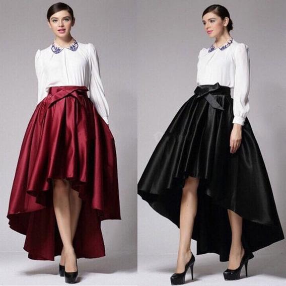 Linda Saia Moda Evangelica Elegante Cod#909