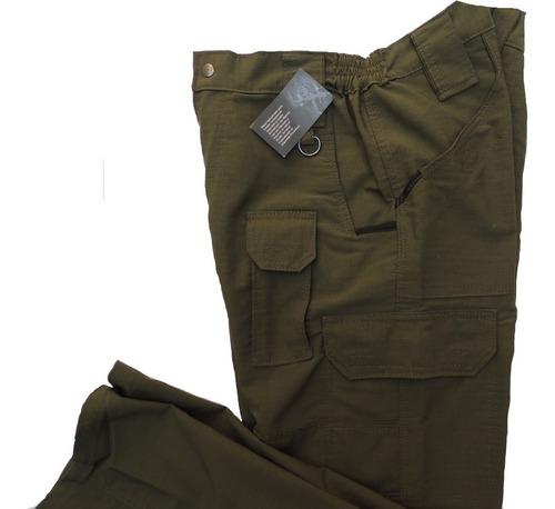 Pantalon Cargo Tactico Simil 5 11 Fuerza Seguridad Hombre Vestirmas