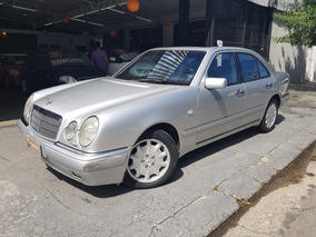 Mercedes-benz Classe E 320 3.2 1998 Motor 6v Prata Muito Nov