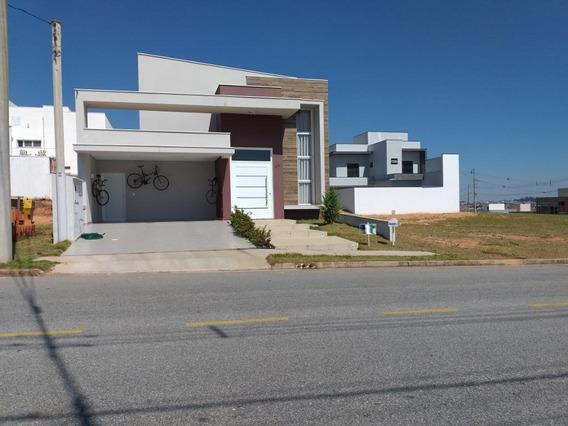 Casa Térrea Mobiliada Com 3 Dormitórios 1 Suíte ( 2 Suítes Americanas), 163 M² Por R$ 760.000 - Condomínio Ibiti Reserva - Sorocaba/sp - Ca1112