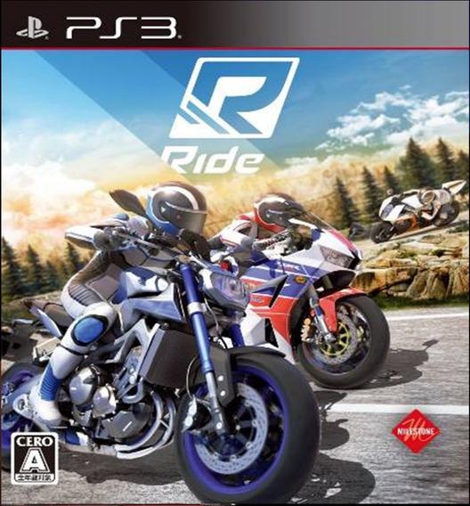 Ride Ps3 Jogo Moto Corrida Ação Digital Psn Barato Promocao
