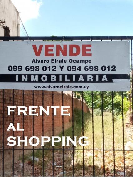 * Punta Carretas: Frente Al Shopping 400 M2