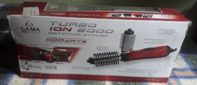 Escova Rotativa Gama Turbo Ion 2000 C/2 Escovas De Cerdas .