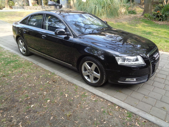 Audi A6 V8 Security 4.2 Blindado De Planta 2010 (impecable)