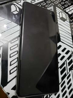 Celular Samsung 10+ Exc Estado , Con Funda, Sin Detalles