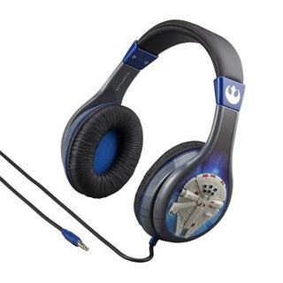 Ekids Auriculares Star Wars Para Niños Con Función De
