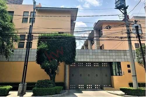 Venta Casa En Condominio En Amores Col Del Valle Norte
