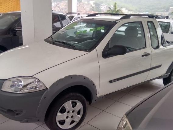 Fiat Strada Working Cabine Estendida 1.4 8v Flex, Fiq0456