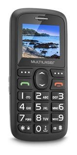 Celular Vita Multilaser P9089 Com Base Recarregável Preto