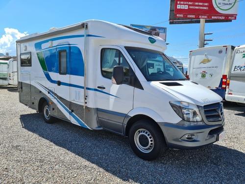 Motorhome Itapoã Voi Sprinter 415 - 2020 - Y@w4 - Itutrailer