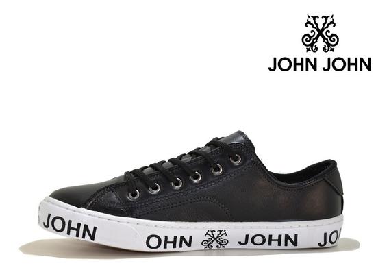 Tênis Masculina Heaven Suede John John.