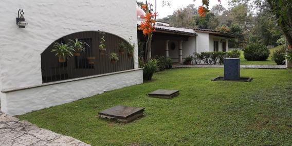 Casa Sola Residencial En Venta En Coatepec Encinal De Briones