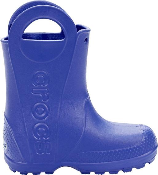 Botas De Lluvia Crocs Niño / Niña