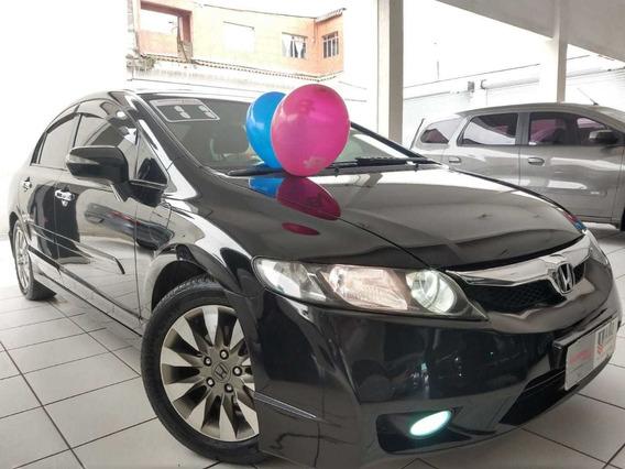 Honda Civic 1.8 Lxl Couro Flex Aut. 4p 2011