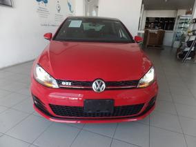 Volkswagen Golf Gti 2.0 Dsg Piel Atm024970 Z Motors Mexico