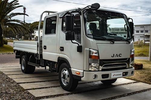 Jac 1040 Doble Cabina  Impecable! - Permuto / Financio