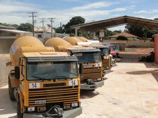 Locação Caminhão Betoneira,bomba De Concreto E Central Móvel