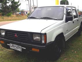 Vendo O Pto L200 2.5 Diesel C/dir, Exelente, Retira C/u$7000