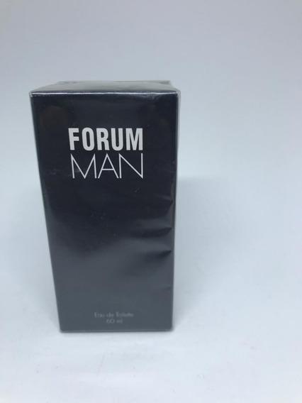 Forum Man Edt 60ml Original Novo Entrega Imediata!!