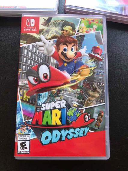 Jogos Mario Odissey E Bomberman