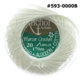 Hilo Para Tejer Mercer Crochet De Anchor